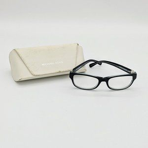 Michael Kors MK8001 Ravenna Blue Black Eyeglasses